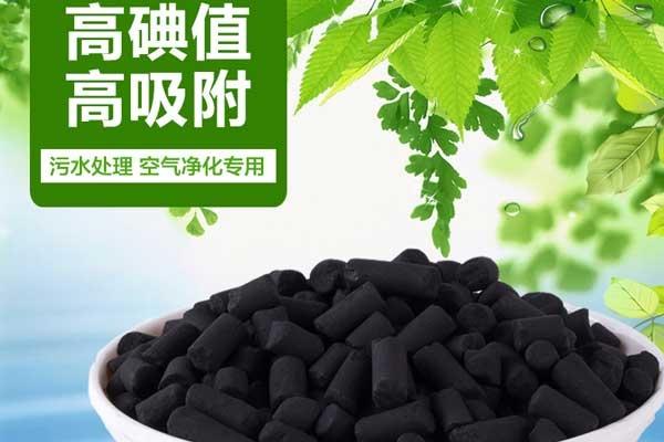 颗粒柱状活性炭